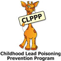 Childhood Lead Poisoning Prevention Logo