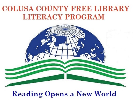 Colusa County Free Library Literacy Program, Reading Opens a New World