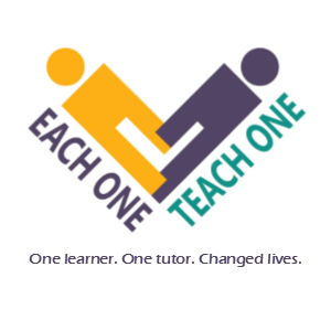 Each one, teach one. One learner. One tutor. Changed lives.