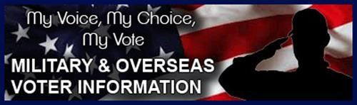 Military Voting Information