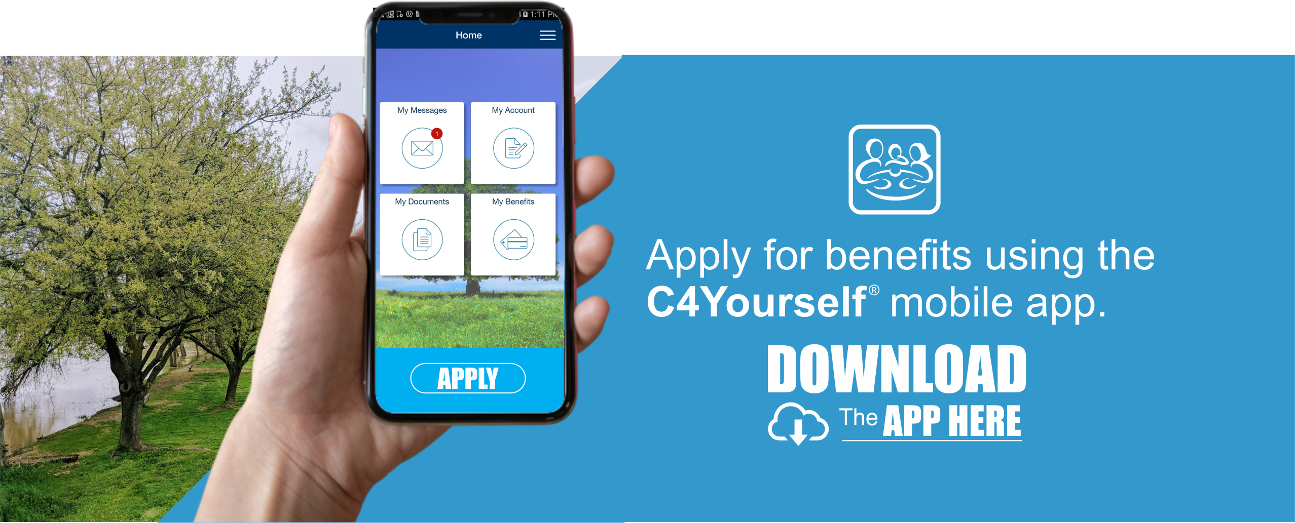 c4y app banner Opens in new window